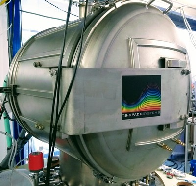 Thermal Vacuum Test Chamber TVAC#2