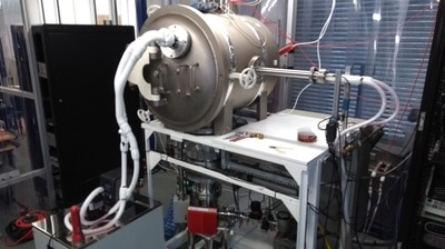 Thermal Vacuum Test Chamber TVAC#1